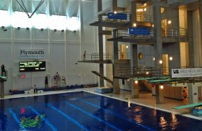 Plymouth Diving add more medals on second day of Luton Challenge
