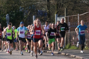 GALLERY: James Denne storms to victory in Mad March Hare10k