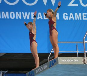 Plymouth divers named in GB squad for FINA World Cup event in Rio