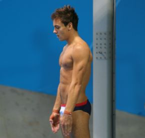 Tom Daley and Tonia Couch encouraged by their medal displays inDubai
