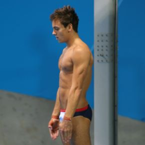 Tom Daley and Tonia Couch encouraged by their medal displays in Dubai