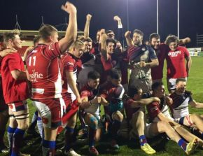 Marjon snatch victory in annual varsity rugby match atBrickfields