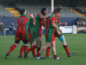 RUGBY PREVIEWS: Title-chasing Tamar Saracens look for 'massive' win overWessex