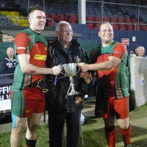 GALLERY: Tamar Saracens and Devonport Services enjoy cup success atRectory
