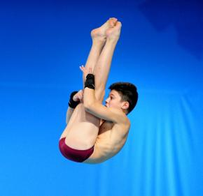 Plymouth divers look for British titles in their own pool