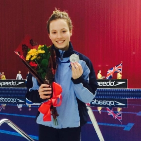 Plymouth's Lobb wins Britain's first individual medal at European Juniors