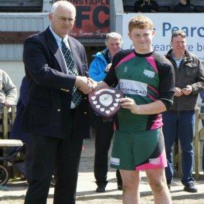 Stonehouse Sharks beat Okehampton to win Devon Platefinal