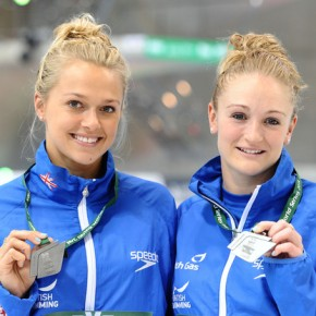 Mixed emotions for Plymouth divers Couch and Barrow at Olympics
