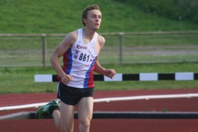 Erme Valley's Will Battershill selected for World Championships in Colombia