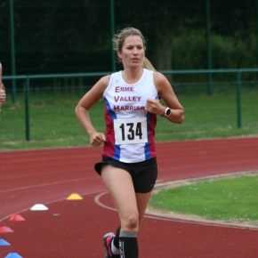 Erme Valley Harriers pair enjoy success at Fast Friday10k