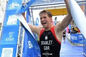 Young triathlete Bramley excited for next season after overcoming injurysetbacks