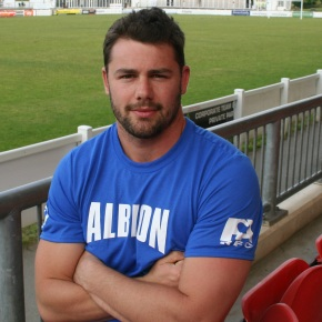 Koteczky joins Shepherd in missing Plymouth Albion's trip to Jersey