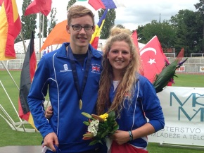 Plymouth pentathletes named in GB squad for Junior World Championships in Hungary