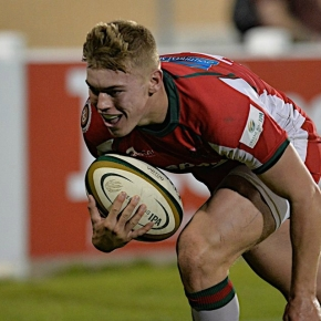 Putt's hoping he has done enough to make Plymouth Albion's league squad