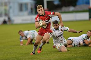 GALLERY: Pictures from Plymouth Albion's game with NewtonAbbot