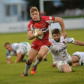 GALLERY: Pictures from Plymouth Albion's game with Newton Abbot