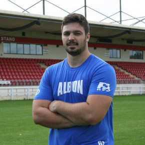 Plymouth Albion forward Fisher set to join league rivals Darlington