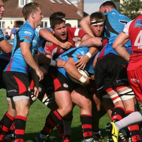 Plymouth Albion without key forwards for first awaytrip