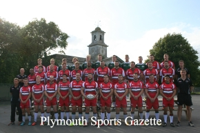 Plymouth Albion add a piece of Devonport history to their team picture