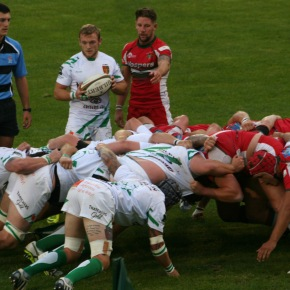 Plymouth Albion's backs impress in 64-27 win over Newton Abbot