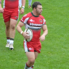 Koteczky happy to be back in action for Plymouth Albion