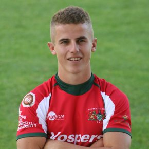 Young fly-half Searle believes he has really developed at Albion