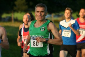 City of Plymouth's Anderson among the medals at British Masters'Champs