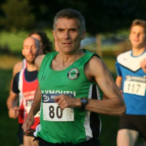 City of Plymouth's Anderson among the medals at British Masters' Champs