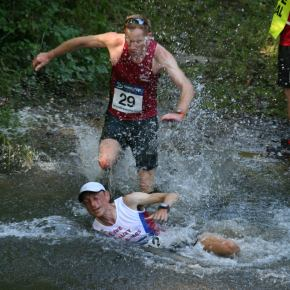 GALLERY: Tavistock's Barkell wins Autumn Trail run at NewnhamPark
