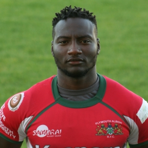 Sherrif ready to fight for Plymouth Albion place