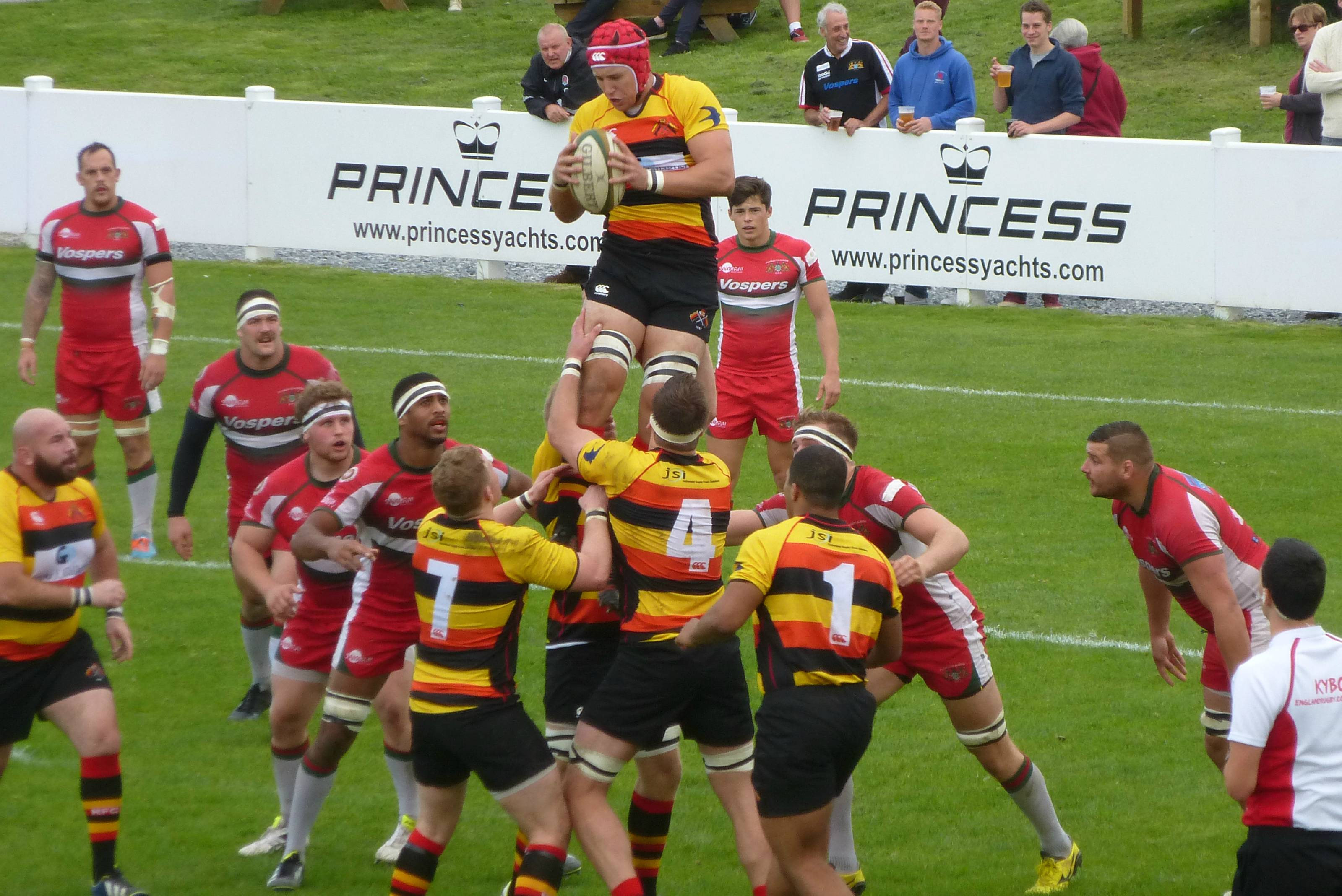 VIDEO: Plymouth Albion make winning start to life in