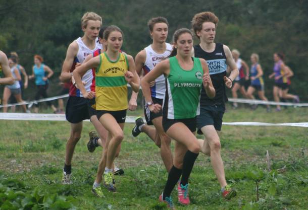 Westward Cross Country 2015 plymouth central park