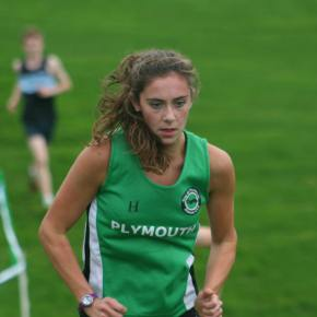 Plymouth's Tank claims silver at Cardiff Cross Country Challenge event