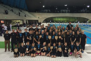 Plymouth College in record-breaking form at English Schools' NationalRelays