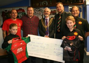 City rugby clubs ready for the Paul Lethbridge MemorialDay