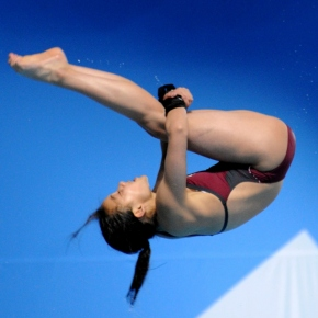 Plymouth Diving claim two gold medals on second day of British Elite Junior Champs