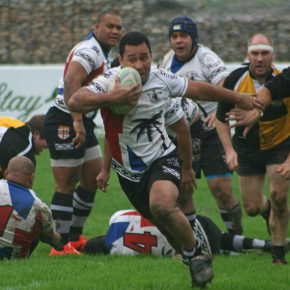 GALLERY: Raumakita among the try scorers as Plymouth Fiji impress at Brickfields