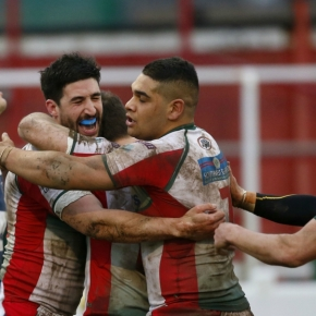 Murphy scores a hat-trick as Plymouth Albion beat Coventry at home