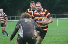 Tamar Saracens step in to play Old Techs at Weston Mill on New Year's Day
