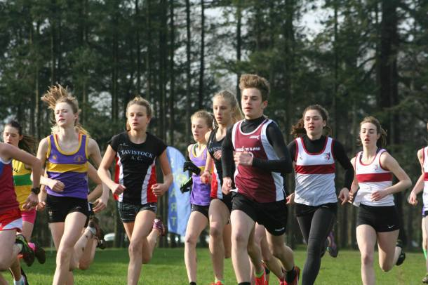 Stover Cross Country