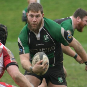 RUGBY ROUND-UP: Ivybridge push leaders Barnstaple hard at Cross-in-Hand