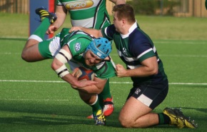 GALLERY:  Devon Under-20s fail to take their chance against Berkshire at Keyham