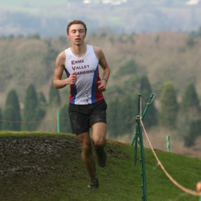 Devonport High School's Cornish claims Devon cross country title atStover