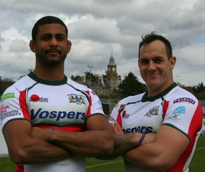 Plymouth Albion forwards Stupple and Dacres achieve impressivefeat