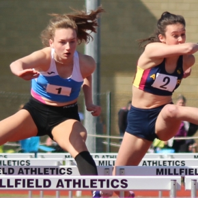 Harris and Bee take top two spots at South West Combined Events Champs