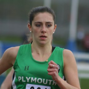 Plymouth's Tank opens her outdoor season in America with victory at Riverside Classic