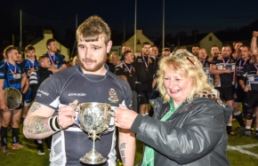 Evans delighted to see Old Techs end 16-year wait to regain Lockie Cup