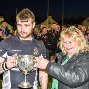 Evans delighted to see Old Techs end 16-year wait to regain LockieCup
