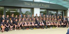 Albion players score all Cornwall's points as they claim back-to-backtitles