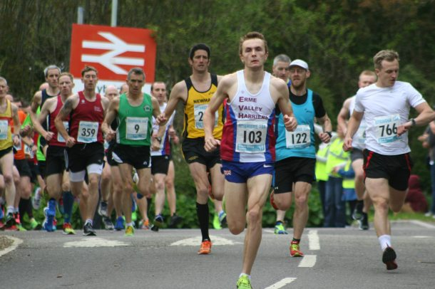 Will Battershill Ivybridge 10k